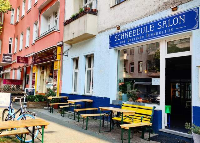 Image of Schneeeule Salon